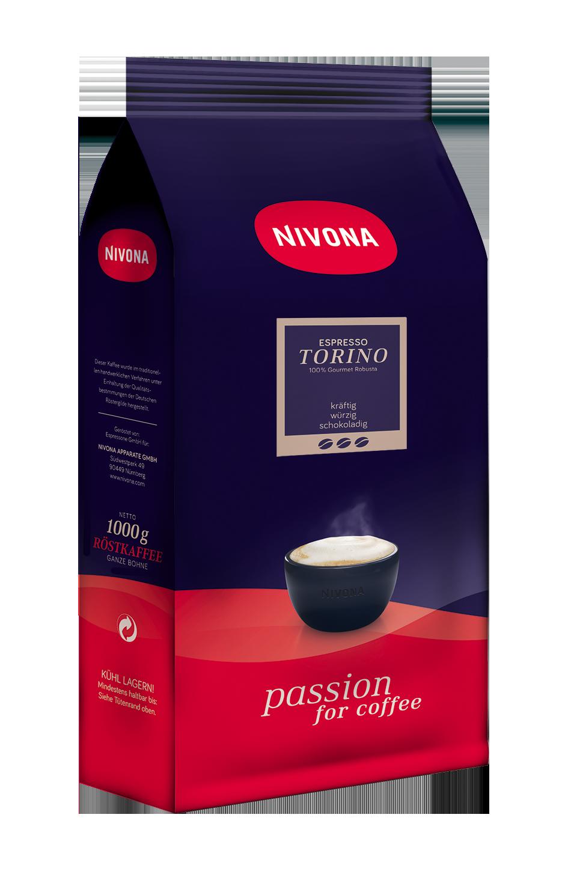 ESPRESSO TORINO (100 % Gourmet Robusta)