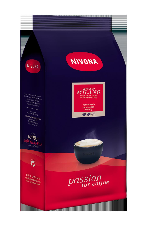 ESPRESSO MILANO (50 % Arabica/50 % Gourmet Robusta)