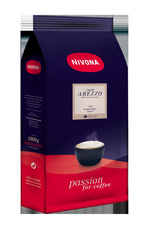 CAFFÈ AREZZO (100 % Highland Arabica)
